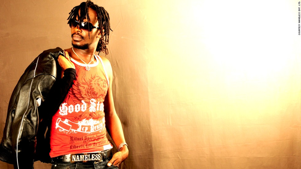 Nameless, who is also known as David Matheng,e won a Kenyan music contest in 1999 and shot to fame. Since then he has had a number one single, toured East Africa and is an Architecture graduate, according to MTV Base.