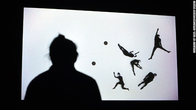 A still from It For Others 2013, the Turner Prize winning film by Duncan Campbell