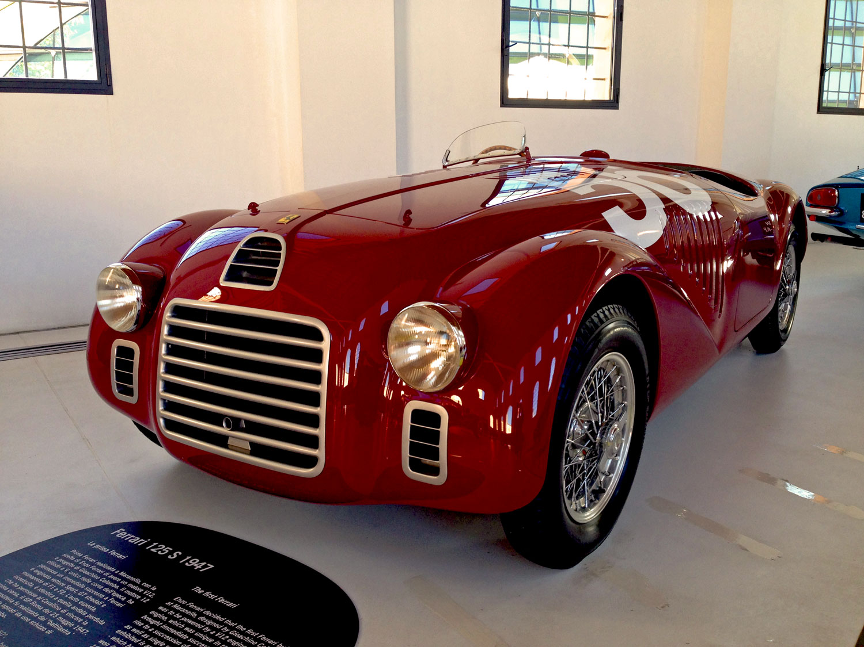 Italy S Motor Museums Full Throttle In Motor Valley Cnn Style