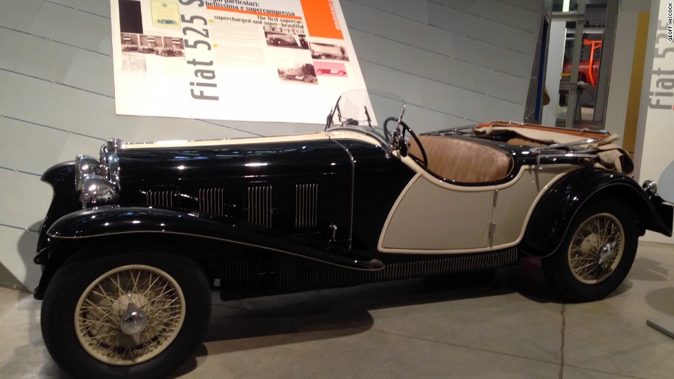 Italy\'s motor museums: Full throttle in \'Motor Valley\' - CNN Style