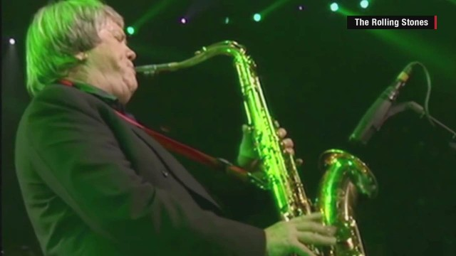 Rolling Stones saxophonist: 5 great solos