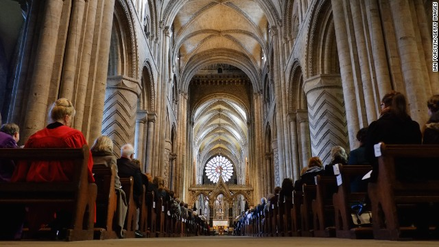 A new paper by the Church of England has revealed they're reviewing canon law and that churches may be able to ditch their Sunday services