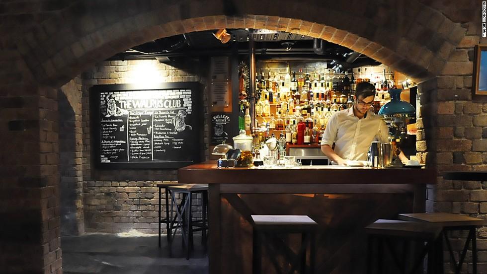 Brisbane secret bars   CNN Travel