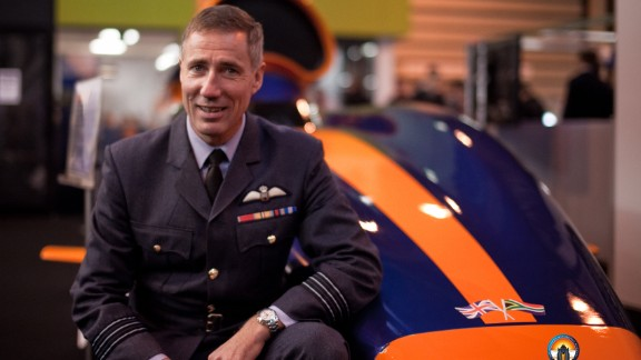 Green, a former fighter jet pilot with the Royal Air Force (RAF), says the record attempt is about instilling a sense of engineering progress in future generations.