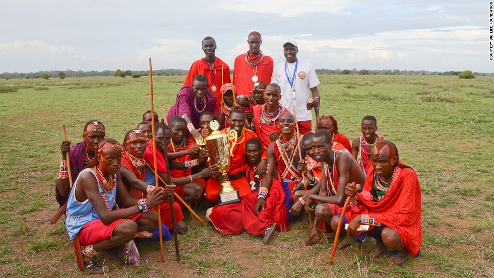 Mbirikani manyatta, the tribe that had the best cumulative results across all events in 2012 will be looking to defend their warriors crown come December 13.