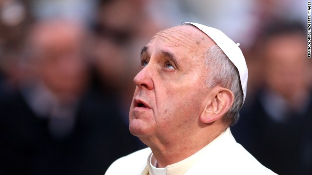 Pope Francis facing a 'very tough period'