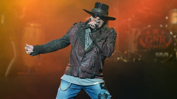 "In early December 2014, the Internet was briefly tricked into believing that rocker Axl Rose had passed away at 52. The reports were false, and Rose responded to the death hoax with good humor: ""If I'm dead, do I still have to pay taxes?"" he asked on Twitter."