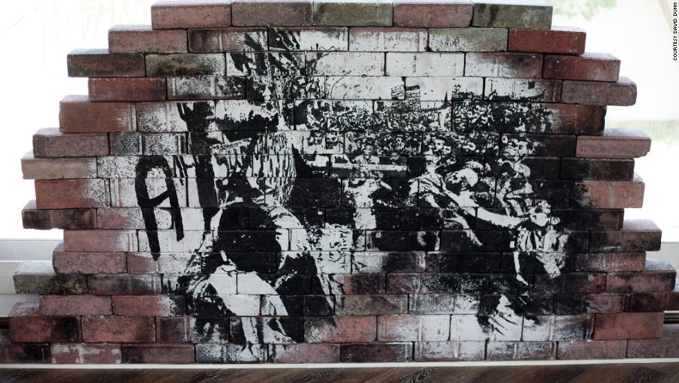 Dubais Street Art Gallery
