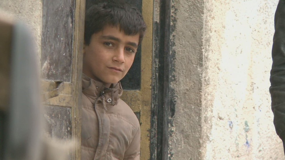 The struggle to survive inside Kobani
