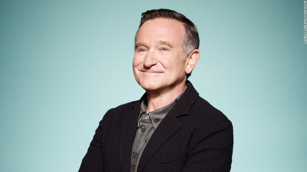 "Actor and comedian <a href=""http://www.cnn.com/2014/08/11/showbiz/robin-williams-dead/index.html?hpt=hp_t1"">Robin Williams</a> died at his Northern California home on August 11. Williams apparently took his own life, law enforcement officials said. He was 63."