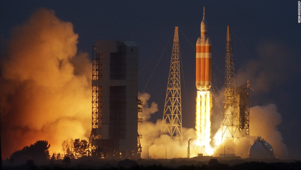 Orion 'nearly flawless' in 2-orbit test flight - CNN