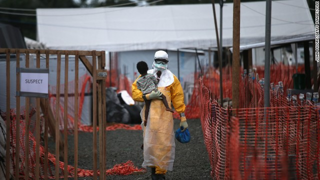 Sierra Leone Pres. on Ebola: Fighting to get to zero