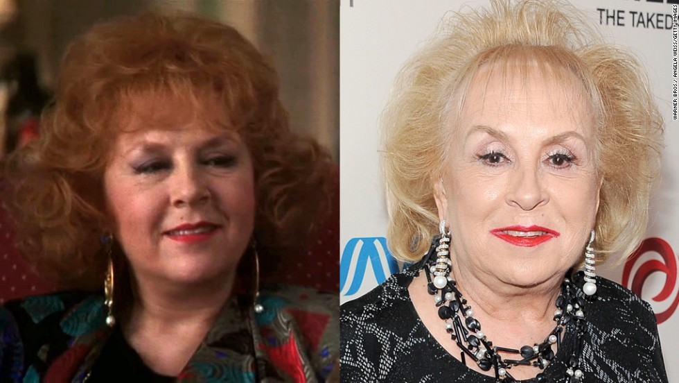 doris roberts was another cast member whose career preceded her when she walked onto the set - Cast Of National Lampoon Christmas Vacation