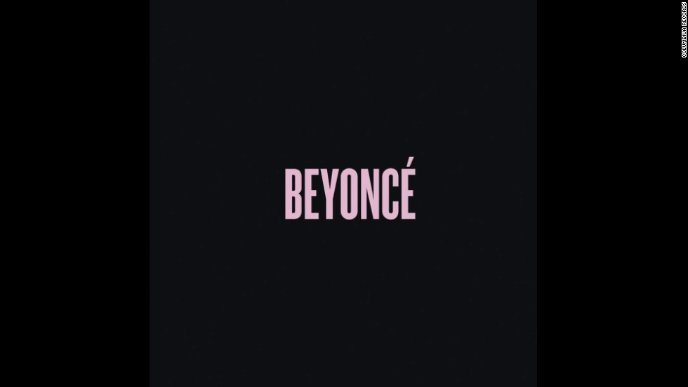 "Album of the year nominee: ""Beyonce"" by Beyonce"
