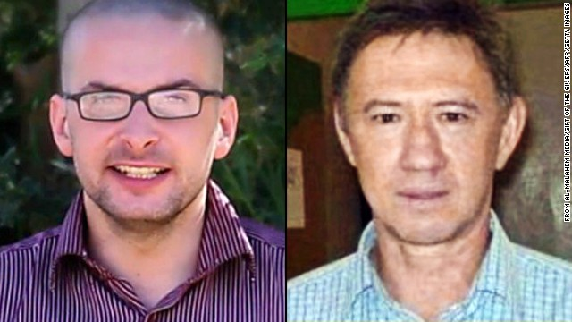 American hostage killed in rescue attempt
