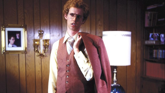 """""""In the case of Napoleon Dynamite (Jon Heder), I certainly don"""