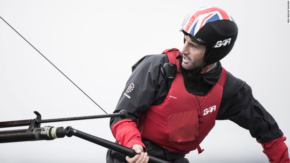 Ainslie has been working furiously on and off the water from his team's Portsmouth base in the UK to plot a route to glory.