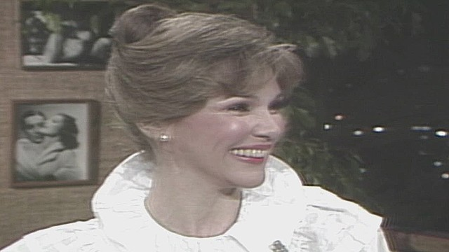1981: Mary Ann Mobley talks Miss America
