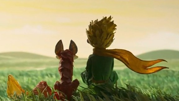 """An animated adaptation of Antoine de Saint-Exupery's beloved """"The Little Prince"""" is set to bow in the U.S. in 2015."""