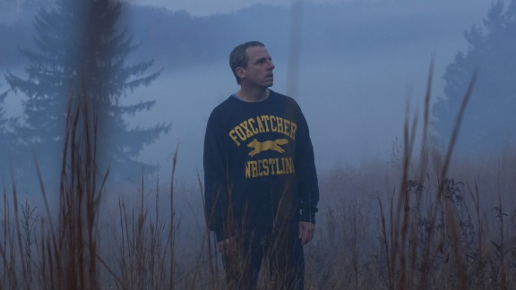 """Best actor: Steve Carell in """"Foxcatcher"""" (pictured), Bradley Cooper in """"American Sniper,"""" Benedict Cumberbatch in """"The Imitation Game,"""" Michael Keaton in """"Birdman or (The Unexpected Virtue of Ignorance)"""" and Eddie Redmayne in """"The Theory of Everything."""""""