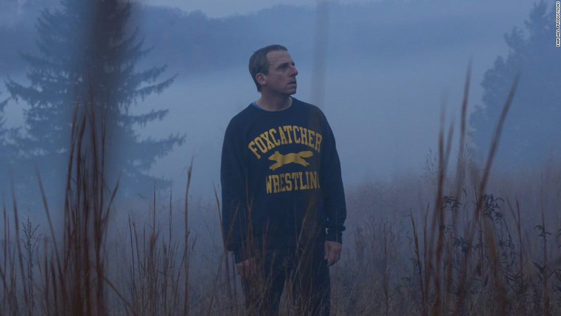 "<strong>Best actor: </strong>Steve Carell in ""Foxcatcher"" (pictured), Bradley Cooper in ""American Sniper,"" Benedict Cumberbatch in ""The Imitation Game,"" Michael Keaton in ""Birdman or (The Unexpected Virtue of Ignorance)"" and Eddie Redmayne in ""The Theory of Everything."""