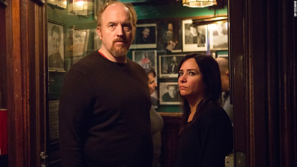 "<strong>Outstanding performance by a male actor in a comedy series: Louis C.K.</strong>, ""Louie"" (pictured); <strong>Ty Burrell</strong>, ""Modern Family""; <strong>William H. Macy</strong>, ""Shameless""; <strong>Jim Parsons</strong>, ""The Big Bang Theory""; <strong>Eric Stonestreet</strong>, ""Modern Family."""