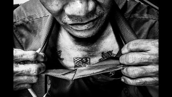 Portrait of the past by Aik Bengchia (Singapore)