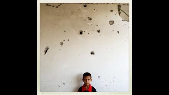 Gaza by Q. Sakamaki (Palestinian territories)