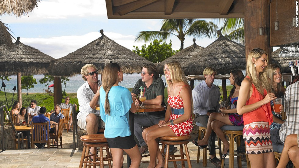 Honolulu singles bars