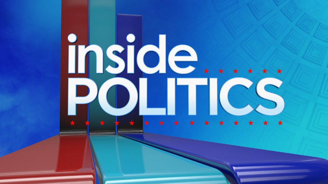 inside politics with john king monday friday 12 00pm et sundays