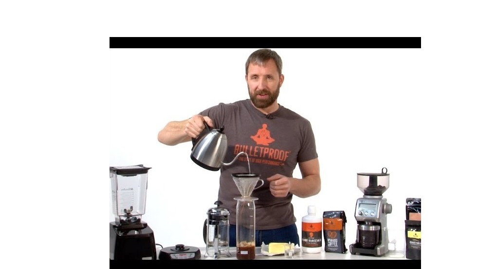 Dave Asprey, CEO of The Bulletproof Executive, has done much to popularize cognitive enhancement through his yak butter-infused Bulletproof Coffee.