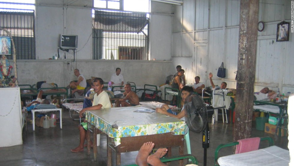 "The Philippines government is trying to modernize the country's prisons and plans to build a new maximum security facility to ease congestion. Here, inmate medical ""trustees"" take care of sick and mentally ill inmates in the prison hospital."