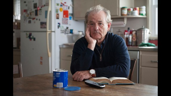 "Outstanding Supporting Actor in a Limited Series or Movie: Bill Murray, ""Olive Kitteridge"""