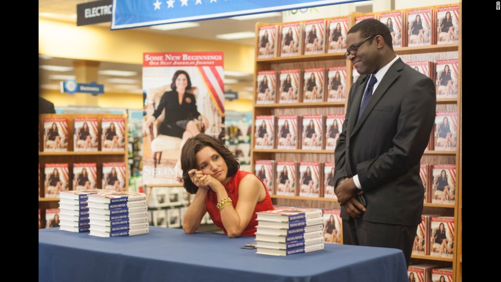 """Veep"" season premiere, Sunday, 10:30 p.m. ET, HBO"