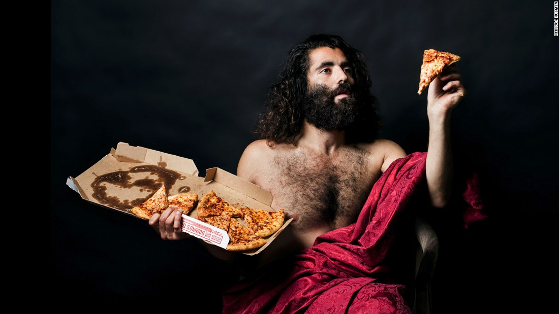 Fast Food With A Side Of Renaissance Flair Cnn