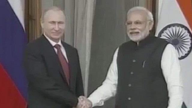 India, Russia to forge energy partnership
