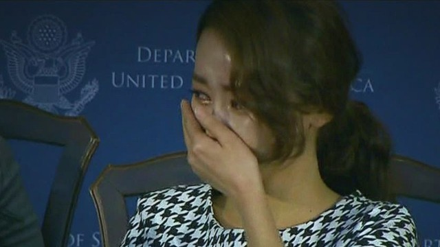 N. Korea defector: Hunger is humiliation