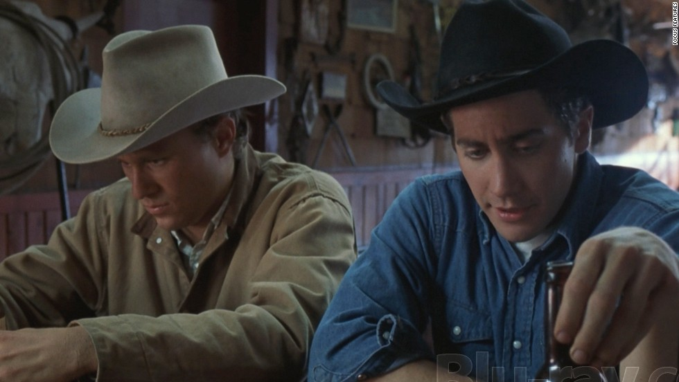 The film, which debuted in 2005, travels back in time to the 1960s to show the secretive romance of two cowboys. Their continued encounters prove the men are destined for each other, despite the fact that their relationship would likely not have been accepted by society. IMDb rates the movie at 7.7 stars. It can be streamed on HBO Now.