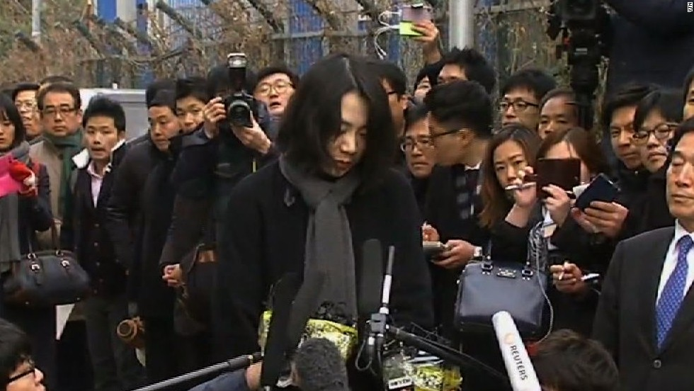 CEO to take stand in Korean Air 'nut rage' trial