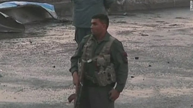 Afghan Taliban claims credit for attacks