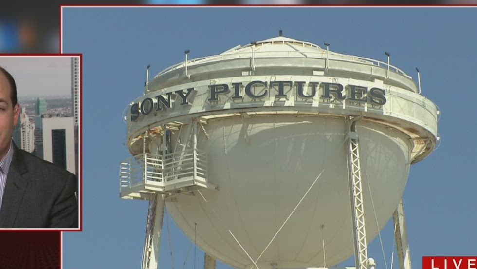 Sony hackers promise large christmas gift cnn video negle Choice Image