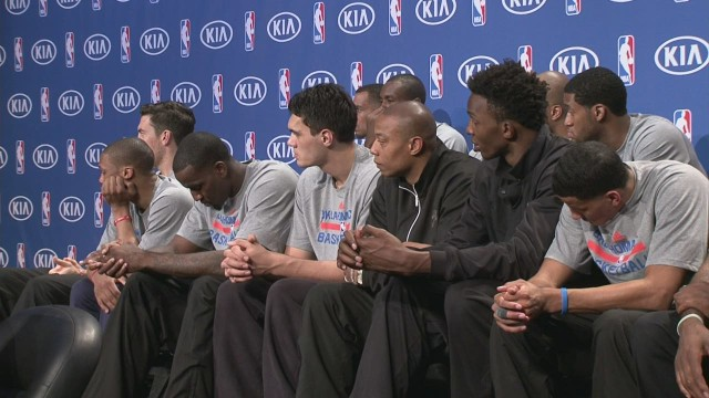 The MVP speech that made everyone cry