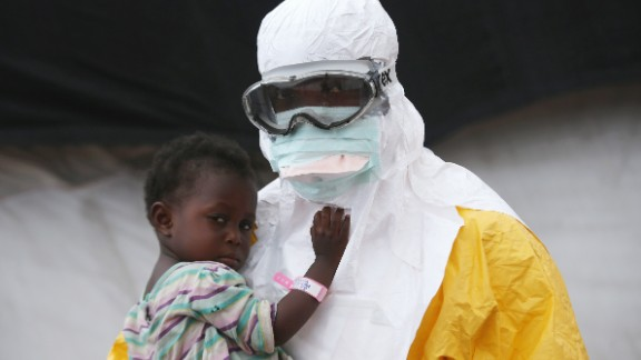 """Ebola queries dominated the search engine in 2014. The disease was one of the most popular overall topics, the No. 1 """"What is"""" search, and it had the most Googled symptoms."""