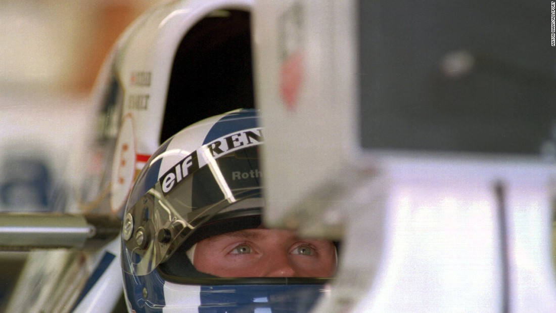 David Coulthard was understudy to Nigel Mansell, Alain Prost and Ayrton Senna before making the step up to a full race seat.