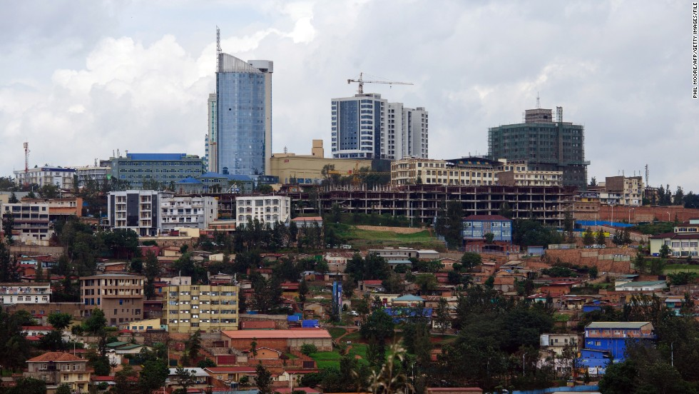 "Rwanda was ranked the eighth most prosperous African nation. The report praised the country for ""actively encouraging women"" to shape the future of their country."