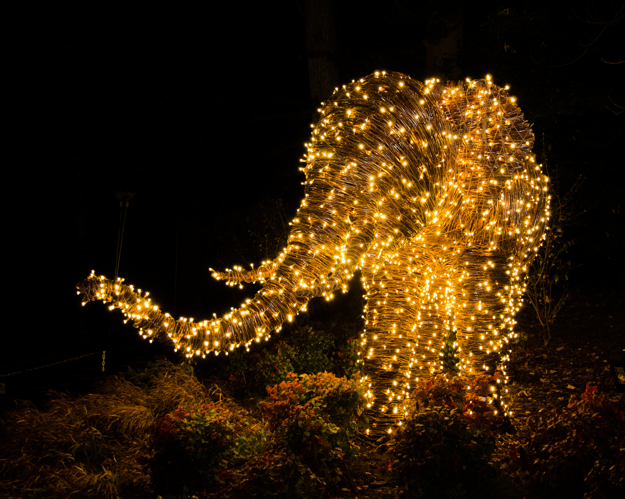 7 Best Places To See Christmas Lights In The Usa Cnn Travel Are Series Or Parallel Wired