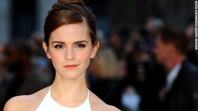 "Emma Watson is best known for her starring role in the ""Harry Potter"" films."