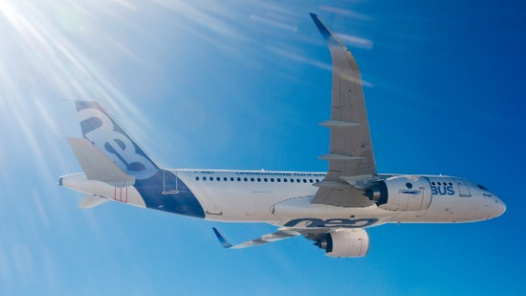 Flight testing for the Airbus A320neo (new engine option) has been flawless so far. The plane is scheduled to enter service in October 2015.
