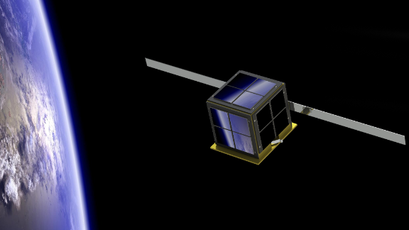 Enthusiasts can get in orbit from 2015.