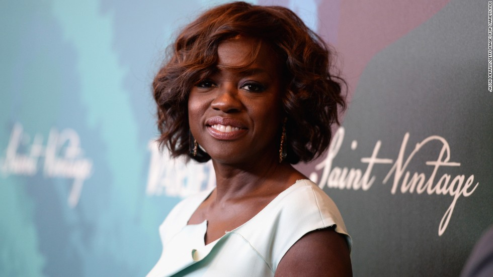 "Viola Davis is Amanda Waller in the upcoming ""Suicide Squad."""